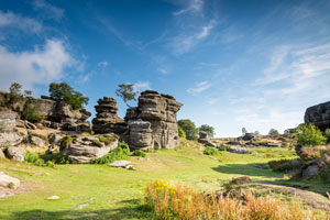 summer holidays brimham rocks
